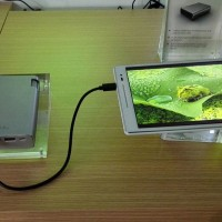 ASUS ZenBeam Go E1Z Projector (150 Lumens, Micro USB/Type-C)