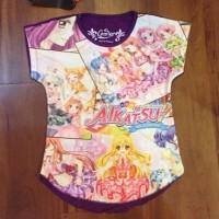 T-Shirt Anak Coco Ice Aikatsu