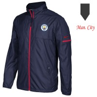 Jaket Tamasya Parasut Manchester City