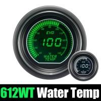 2 Autogauge 612WT Digital Water Temp