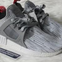 Sepatu Adidas NMD XR1 PK Glitch Camo White Grey - Premium Quality