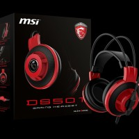 Headset Gaming MSI DS501