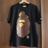 BAPE X MILO Black T-shirt