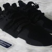 Sepatu Adidas EQT Support Adv Black White - Premium Quality