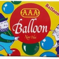 Mainan Anak - AAA Balloon - Mainan Balon Tiup Jadul