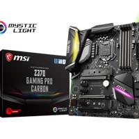 MSI Z370 GAMING PRO CARBON (LGA1151, Z370, DDR4, COFFEE LAKE)