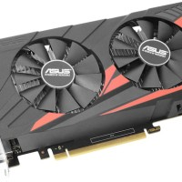 Asus GeForce GTX 1050 Ti 4GB DDR5 EX - OC Version - RESMI 3 tahun