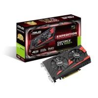 Asus GeForce GTX 1050 Ti 4GB DDR5 EX - OC Version - RESMI 3 Tahun ASUS