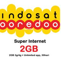 perdana/PAKET DATA INTERNET INDOSAT, INDOSAT 2GB