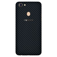 9Skin - Premium Skin Protector Case Oppo F5 - 3M Black Carbon