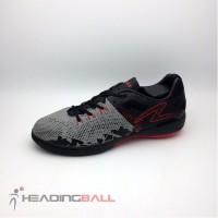 Sepatu Futsal Specs Original Metasala Combat Cool Grey Black 400599