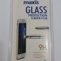 LG L70 D320 ada tombol antigores kaca uniq tempered glass single kartu