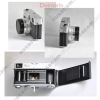 Terpopuler Canonet Original 1961 Kamera Manual Film Analog Antik Jadul