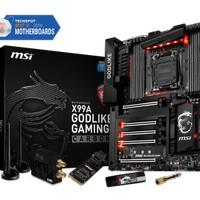 MSI X99A Godlike Gaming Carbon (LGA 2011-3) / TryComp