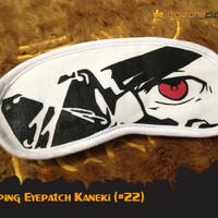 Penutup Mata Kaneki Kaca Mata Tidur Lucu Anime Sleeping Eyepatch 22