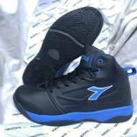 Sepatu Basket Diadora Dribling Original Black