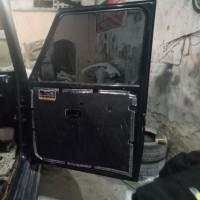 Peredam Suara Pintu Mobil Jeep CJ7