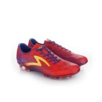 Sepatu Bola Specs Swervo Thunder Bolt - Red, Naval Blue, Spot Yellow