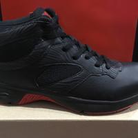 promo sepatu basket piero commander warna hitam ORIGINAL