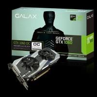 GALAX Geforce GTX 1060 OC OVERCLOCK 6GB DDR5 - Dual Fan