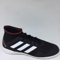 Sepatu futsal adidas original Predator Tango 18.3 IN hitam putih new