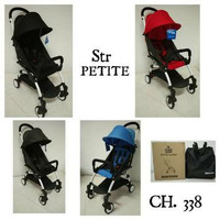 stroller bayi babydoes petite ch 338