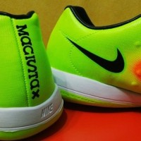 (Dijamin) Sepatu Futsal Nike Magista Onda II Green Volt