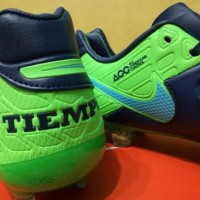 (Diskon) Sepatu Bola / Soccer Nike Tiempo Legend VI Coastal Blue - FG