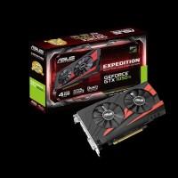 Asus Geforce GTX 1050 Ti EX - OC Version 4 GB 128 Bit DDR5