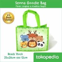 Tas Ultah Anak Animal / Tas ulang tahun animal / goodie bag animal
