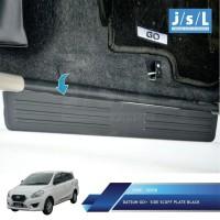 Sillplate Samping Datsun GO/GO+ Hitam