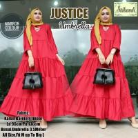 JUSTICE DRESS(gamis,fashion remaja,busana wanita,gaun,baju,murah wanit