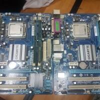 motherboard gigabyte ga-g31m-es2l plus intel dual core plus ram 4gb