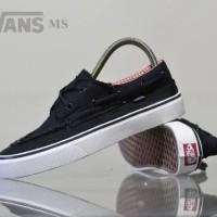 sepatu sneakers vans zapato waffle icc hitam putih