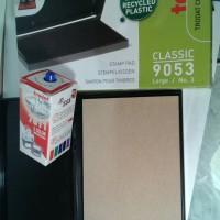 Bak Stempel Ukuran Besar Jumbo / Stamp pad Trodat 9053
