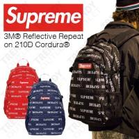 Supreme Reflective Repeat Backpack
