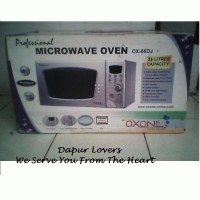 murah Oxone Big Microwave Ox-88DJ, Microwave Kapasitas Jumbo