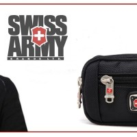 sarung hp case tas pinggang swiss gear import armband sports outdoor