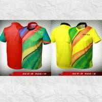 Baju Badminton Bulutangkis Astec AKA M 06 A-B