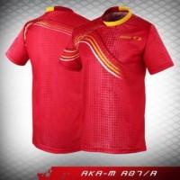 Baju Badminton Bulutangkis Astec AKA M 07 A