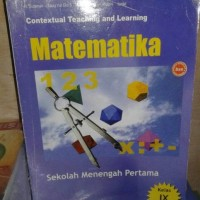 buku matematika kls 3 smp penerbit bse