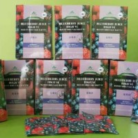 BLUEBERRY JUICE GREEN WORLD|MINUMAN KESEHATAN BLUEBERRY JUICE ORI