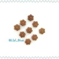 Corak Kayu Bunga 3 | bahan aksesoris kalung gelang handmade