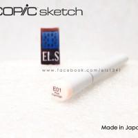 Copic Sketch Marker E01