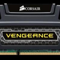 Corsair DDR3 Vengeance Black PC12800 8GB (1X8GB) - CMZ8GX3M1A1600C9