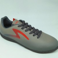 Hot Sepatu Futsal Specs Original Eclipse Charcoal Dark Granite New