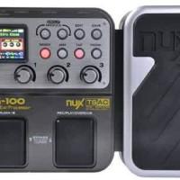 NUX MG100 / MG-100 / MG 100 Multi Efek Gitar + Adaptor