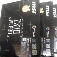 MSI Z370 PC Pro LGA1151 Z370 DDR4 USB31 SATA3
