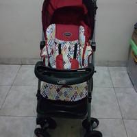 Stroller PLIKO PARIS 399