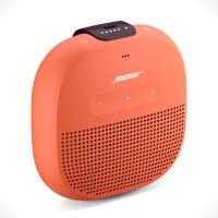 Bose Soundlink Micro Bluetootr Speaker Biru / Black / Orange